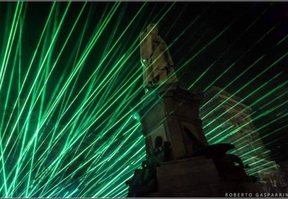 Spettacoli Laser