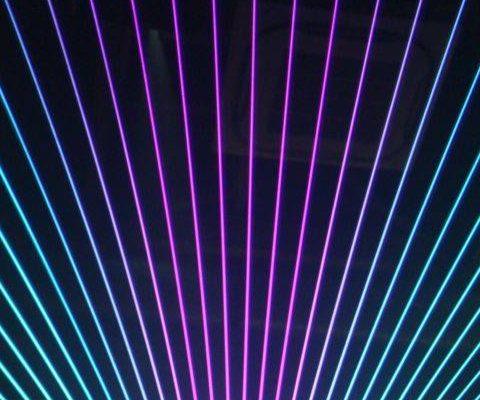 Barre Laser Beam