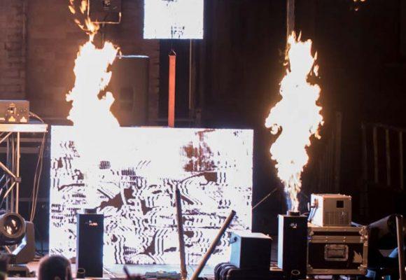 Fire FX – Fiamme Vere